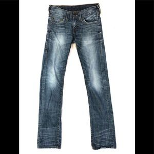 True Religion Jeans Ricky Relaxed Straight